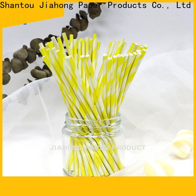 Jiahong eco friendly wholesale lollipop sticks factory price for lollipop