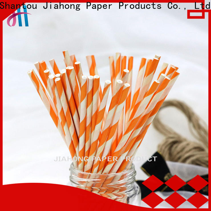 Jiahong smooth cotton candy sticks widely-use for cotton candy