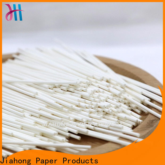Jiahong swabs paper stick marketing for hospital
