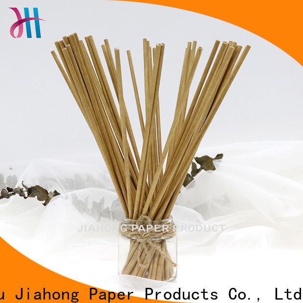 Jiahong safe hand fan sticks export for lollipops