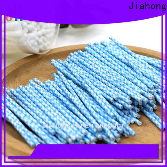 durable cotton swab paper stick swab overseas for medical