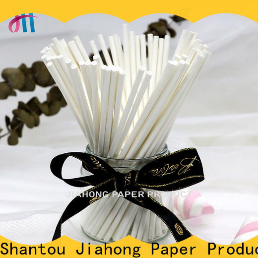 Jiahong 3572mm fsc certified paper sticks dropshipping for electronic industrial cotton swabs