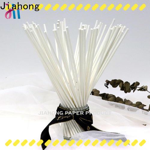 Jiahong sticks paper balloon stick factory for ballon