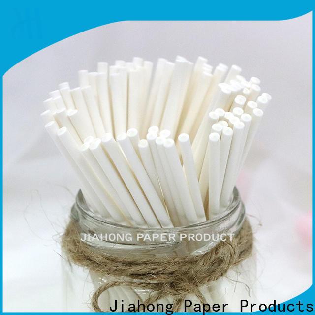 Jiahong sticks flag paper stick cotton for cake