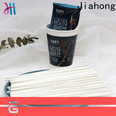 Jiahong stick coffee stirring stick grab now for packed coffee