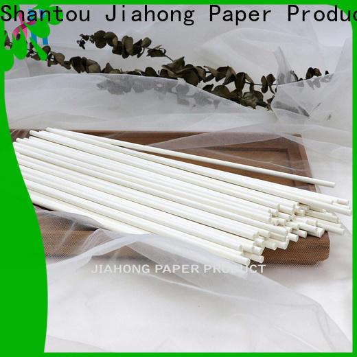 Jiahong environmental friendly white balloon sticks producer for ballon