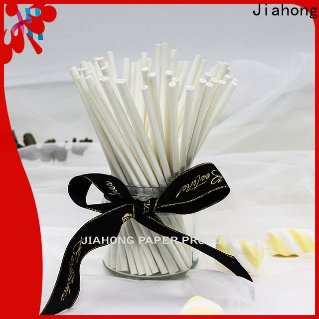 Jiahong stick long lollipop sticks for wholesale for lollipop