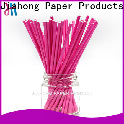 Jiahong widely used lolly pop sticks for lollipop