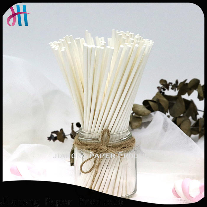 Jiahong professional lolly pop sticks for lollipop