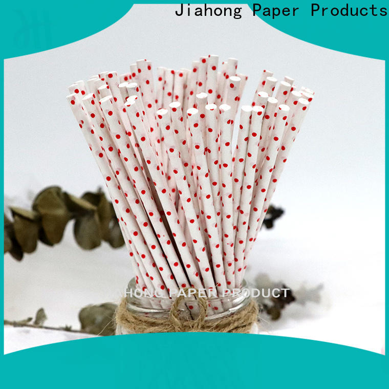 Jiahong safe large lollipop sticks for lollipop