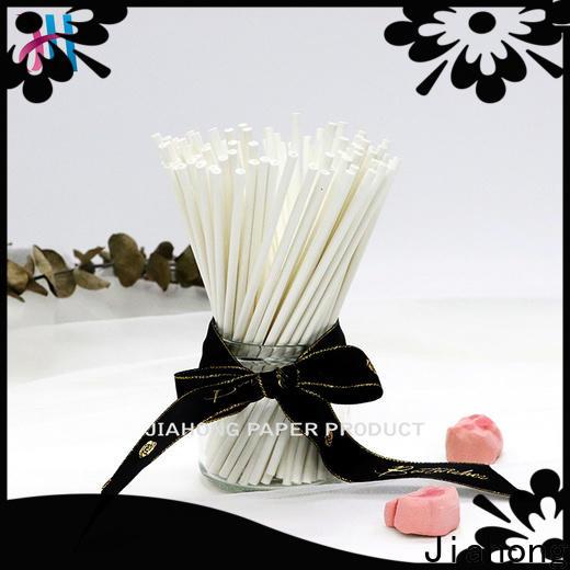 Jiahong paper coffee stir sticks grab now for cafe