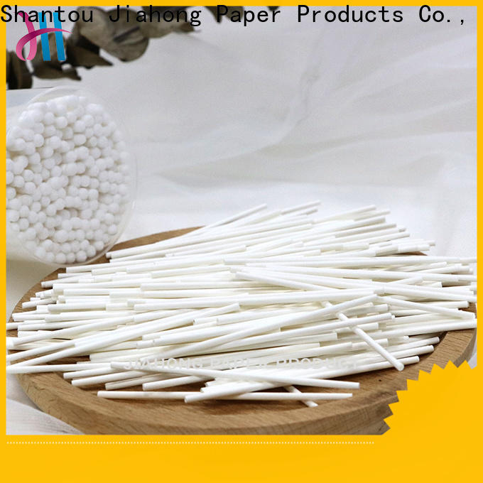 Jiahong baby cotton bud sticks owner for medical cotton swabs