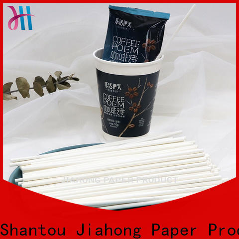 popular paper coffee stirring stick stick from manufacturer for restaurant